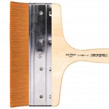 Da Vinci : Pinceau: Cosmotop-Spin : Série 5080 : Large Plat: Size 200 mm