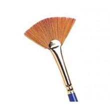 Daler Rowney :Pinceau Sapphire : Série 48 : Evantail : No. 2