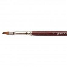 Escoda :Prado Sintético : Pinceau Poils Synthétiques : Série 1460 : # 6