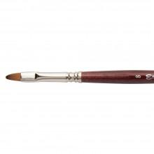Escoda :Prado Sintético : Pinceau Poils Synthétiques : Série 1460 : # 8