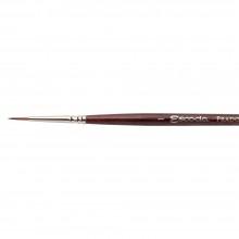 Escoda :Prado Sintético : Pinceau Poils Synthétiques : Série 1462 : # 1