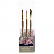 Escoda : Signature Brush Set : Ingrid Buchthal 1 : Series 1246 / 1315 / 1327