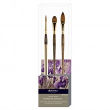 Escoda : Signature Brush Set : Ingrid Buchthal 2 : Series 1214 / 1326 / 1327