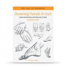 Drawing Hands and Feet: Form, Proportions, Gestures and Actions : écrit par Giovanni Civardi