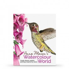 Anna Mason's Watercolour World : écrit par Anna Mason
