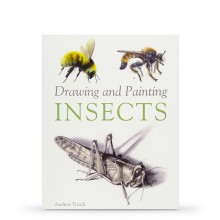 Drawing & Painting Insects : Bookÿby Andrew Tyzack