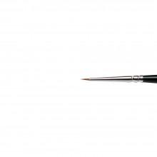 Winsor & Newton :Pinceau Martre Kolinsky 'Miniature' : Série 7M : No 2/0