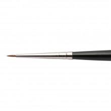 Winsor & Newton :Pinceau Martre Kolinsky 'Miniature' : Série 7M : No 3/0
