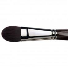 Da Vinci : Top Acryl : Pinceau Poil Synthétique : Série 7485 : Filbert : # 30