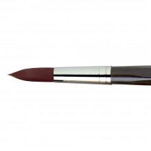 Da Vinci : Top Acryl : Pinceau Poil Synthétique : Série 7785 : Rond : # 28
