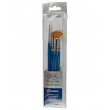 Winsor & Newton : Cotman Watercolour Brush : Set of 5