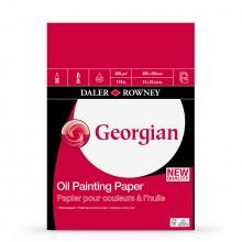 Daler Rowney : Georgian Oil : Bloc : 36x26cm