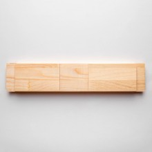Jackson's : Museum 150cm Centre Bar (20x65mm) : For 25mm Deep Bars : With 2 Notches