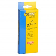 Tacwise : Nails : 180/15mm : Box of 2000