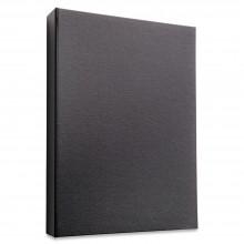 Jackson's :Boite à Archives Professionnelle Noire A4 : Profondeur 37 mm