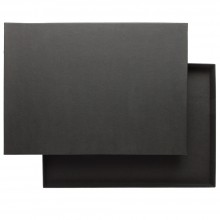 JAS : Black Storage Box : 35mm Deep : A3