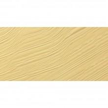 R&F : 40ml (Small Cake) : Encaustique (Peinture à Base de Cire) Sienna Yellow Extra Pale