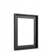 Jackson's :Plateau Noir (Flottant) : Cadre pour Chassîs : 30x40cm : 23mm Feuillure : Face 10mm
