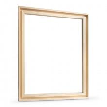 Jackson's :Chaux pour Cadre de Panneaux 40x50cm : 7mm de Feuillure : 9mm Recto