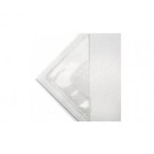 Crescent : Montage des coins polypropylène 77mm: Pack de 100 : Musée