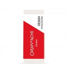 Caran d'Ache : Design Gomme pour Crayon de Couleurs et Graphites