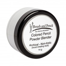Brush and Pencil :Crayon de Couleurs Powder Blender : 14g