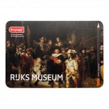 Bruynzeel : Rijksmuseum : Crayons de Couleurs:  Lot de 50