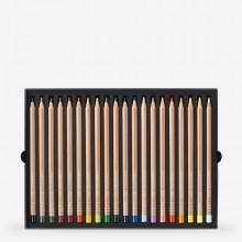Caran d'Ache : Luminance 6901 : Crayon de Couleur : Lot de  20: