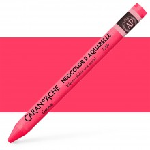 Caran d'Ache : Neocolor II : Crayon Aquarelle: Ruby Red