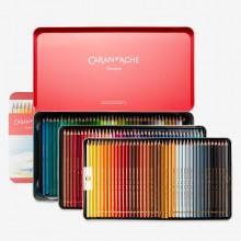 Caran d'Ache : Pablo Crayons de Couleurs: Lot de 120