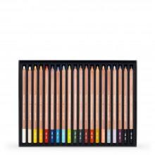 Caran d'Ache : Crayon Pastel : Lot de 21