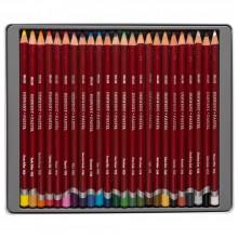 Derwent : Crayon Pastel : Etain de 24