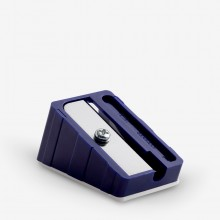 KUM :Taille-Crayon Plastique à l'unité : Pour Crayons 'Jumbo' Mi-Longs 12mm diamètre