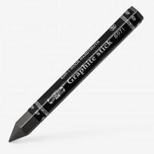 Koh-I-Noor : Jumbo : Crayon Graphite Sans Bois 8971 : 10.5mm de  Diamètre : 4B