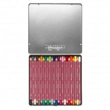 Cretacolor : Karmina : Crayons de Couleurs: Lot de 24
