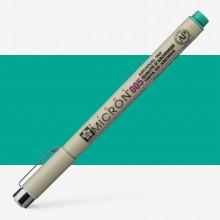 Sakura : Pigma : Micron Pen 005 : Vert : 0.2 mm