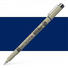Sakura : Pigma : Micron Pen 05 : Bleu Noir: 0.45 mm