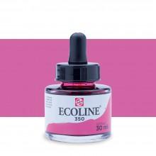 Royal Talens : Ecoline : Encre Liquide Aquarelle : 30ml : Fuchsia