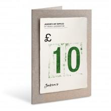 Jackson's : Carte Cadeau : £10