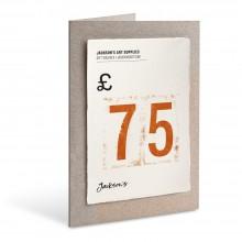 Jackson's : Carte Cadeau : £75