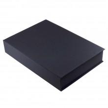 Seawhite : Noir : Format A3 : Boite à Archives: 50mm Profondeur