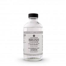 Chelsea Classical Studio :Nettoyant Non-Toxique à la Lavande pour Pinceaux 8oz (236ml)