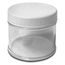 CWR :Pot en Plaqtique de 150ml avec Couvercle