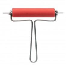 CWR :Rubber Brayer 10cm de largeur 21mm Diamètre du Rouleau