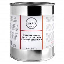 Gamblin :Médium à Base de Cire pour Peinture à l'Huile : 473ml : Expédition par Vopie Terrestre