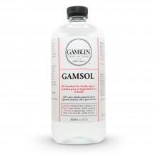 Gamblin : Gamsol : Spirit Minéral Sans Odeur : 1000ml : Expédition par Voie Terrestre