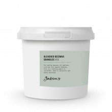 Jackson's : Bleached Beeswax Granules : 100g