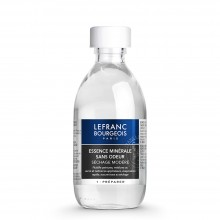 Lefranc & Bourgeois : 250ml : Odourless Solvent