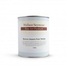 Wallace Seymour :Médium d'Empatement à Base de Cire d'Abeille : 1000ml
