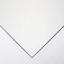 Rising : Museum: Panneau Board : 4ply : 40x50cm: Polar White